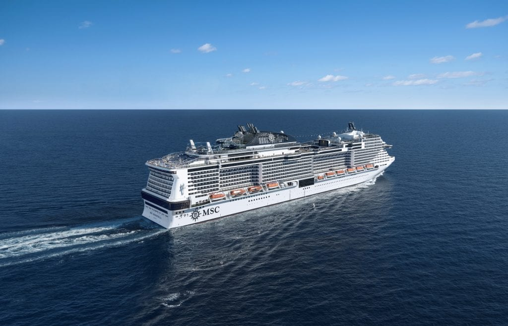 MSC Cruises Comprehensive Health and Safety Protocol