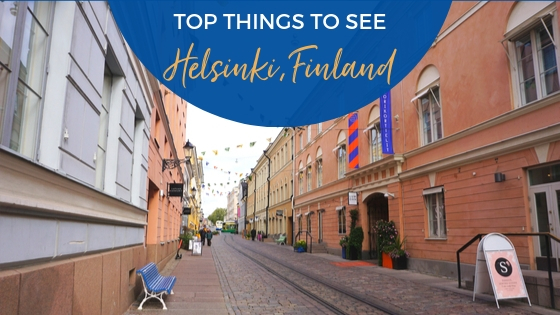 Top Things to See in Helsinki, Finland on a Cruise