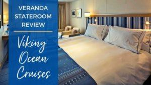 Viking Ocean Cruises Veranda Cabin Review
