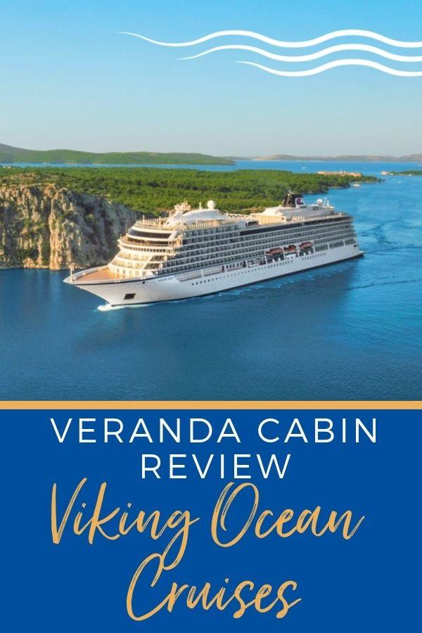 Viking Ocean Cruises Veranda Stateroom Review