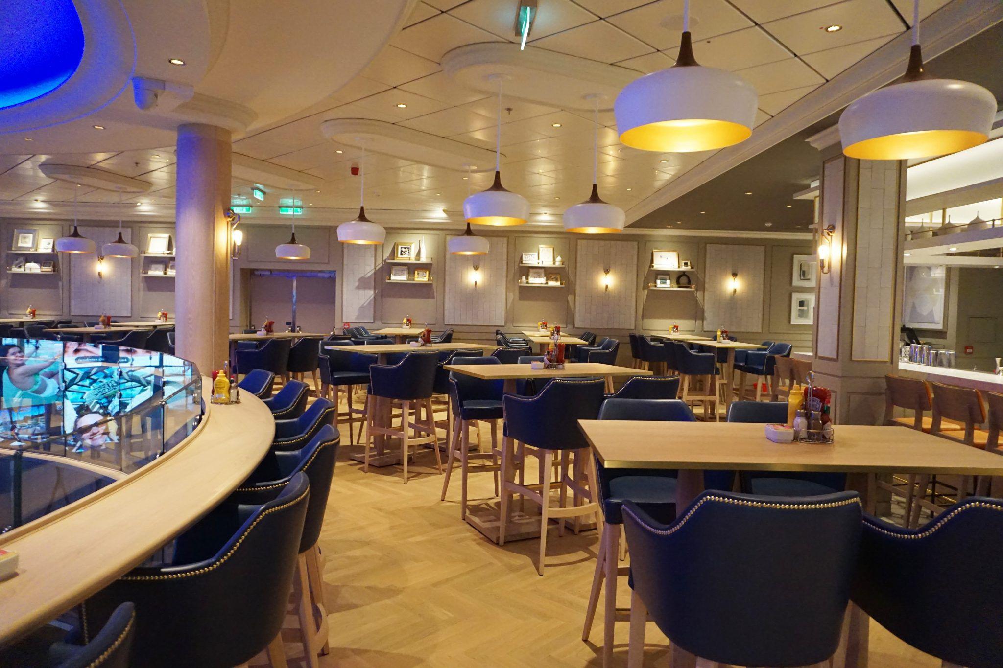 Norwegian Encore Restaurant Guide
