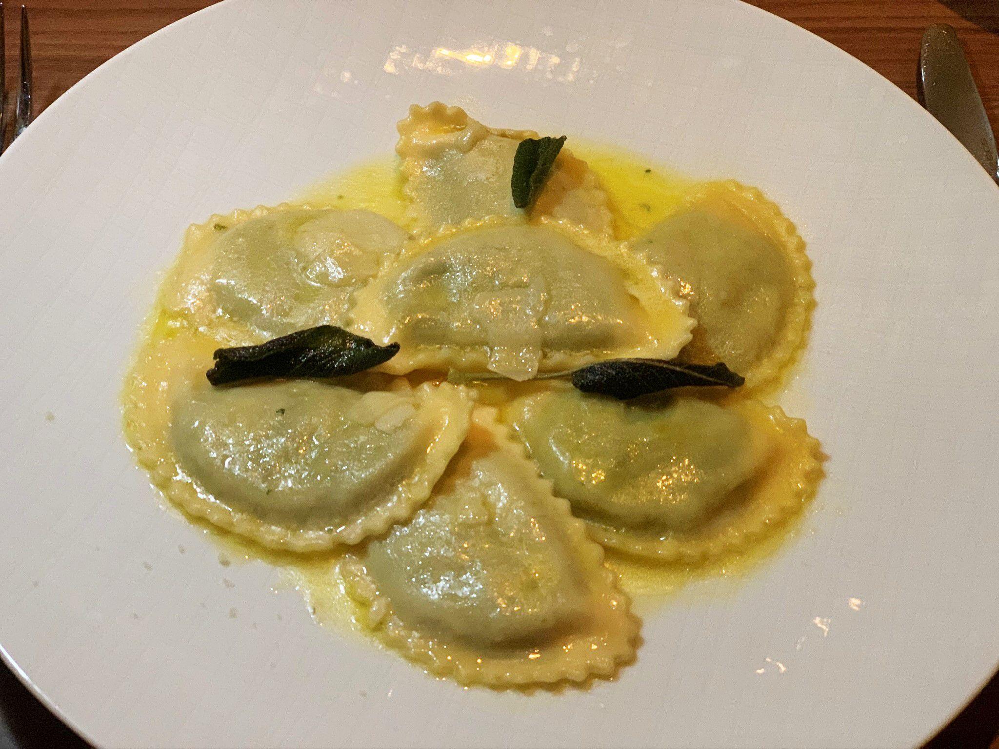 Onda by Scarpetta Restaurant Review on Norwegian Encore