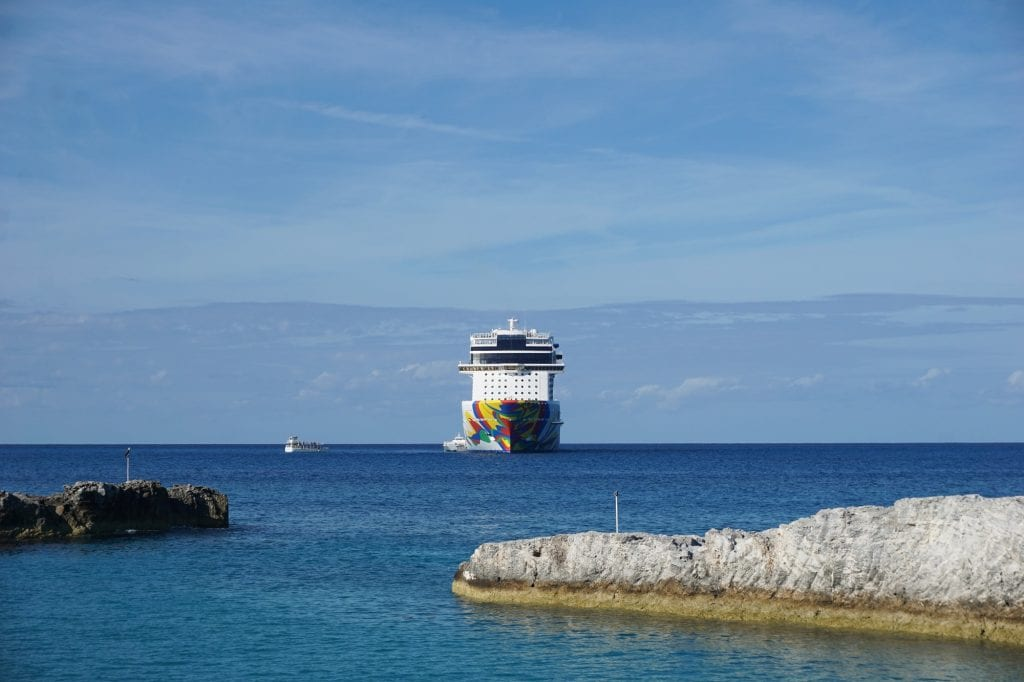Cruise to a Private Island After the Pandemic