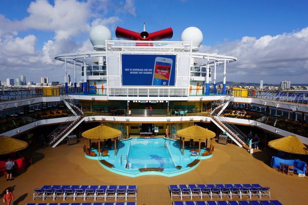 Carnival Panorama Ship Scorecard - Cruise Planning Guide