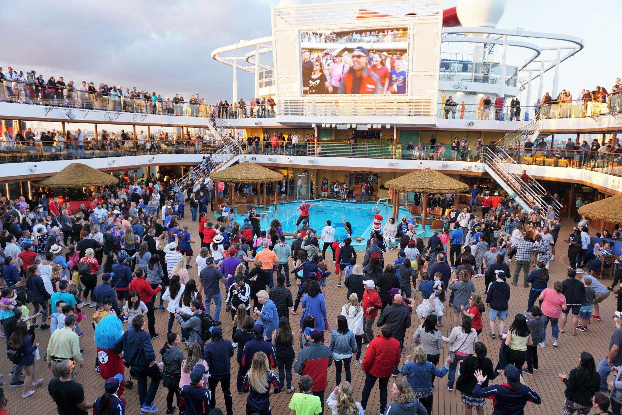 Carnival Panorama Ship Scorecard