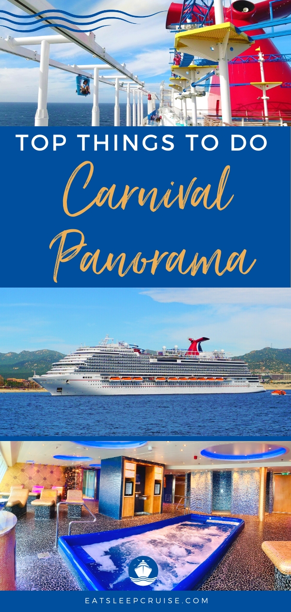 Top Things to Do on Carnival Panorama