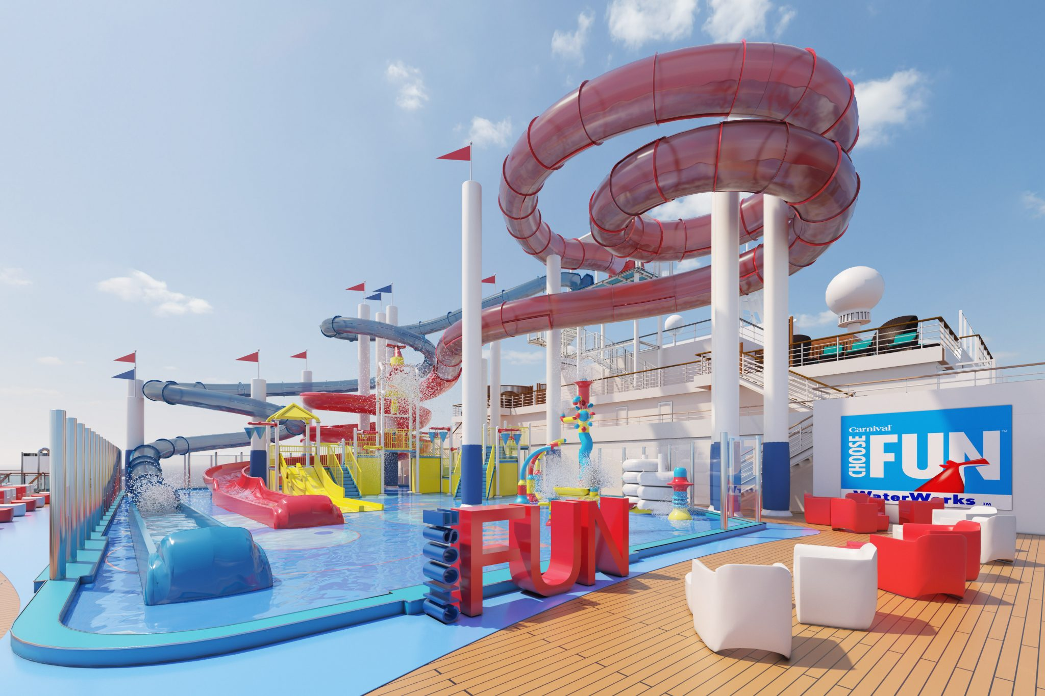 What's Included on Carnival Cruise Line