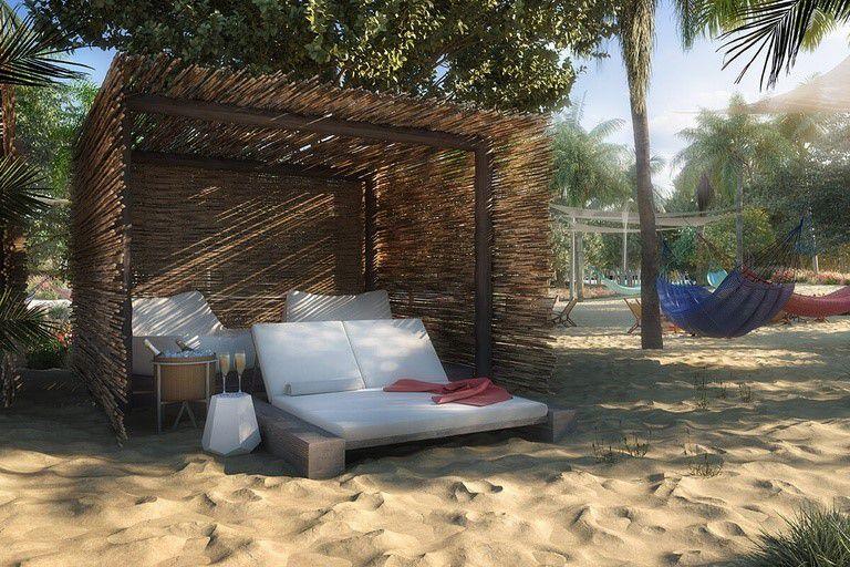 Beach Club at Bimini Cabanas