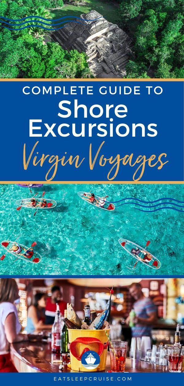 Virgin Voyages Shore Excursions