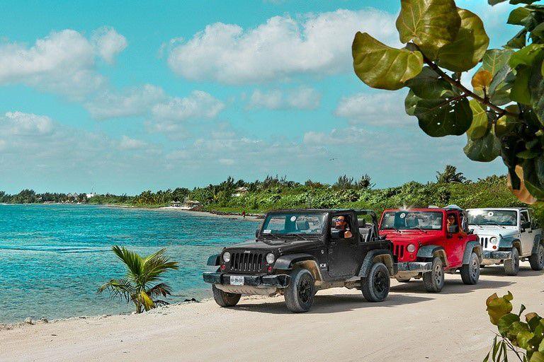 Costa Maya Tour with Virgin Voyages