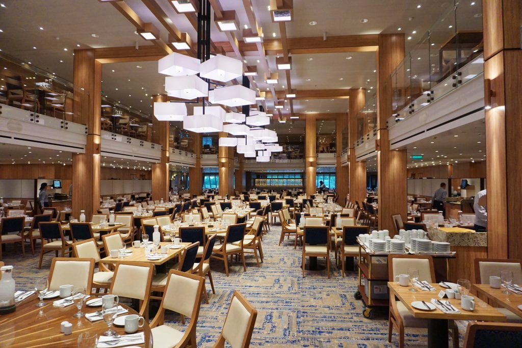 Carnival Panorama Dining Guide - cruise gratuities