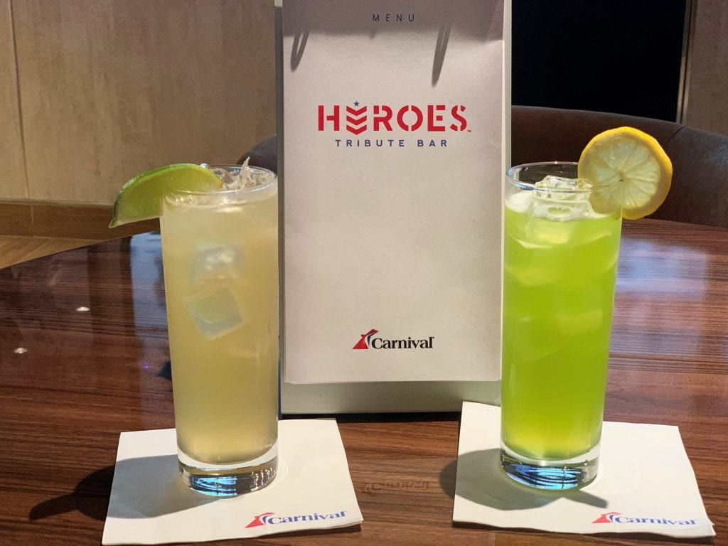 Carnival Cruise Line Beverage Packages - Cruise Ship Drink Packages are a Waste of Money
