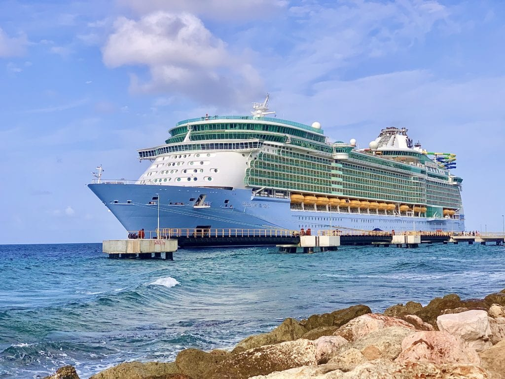 Freedom of the Seas Ocean View Balcony Cabin Review - Cruise Planning Guide