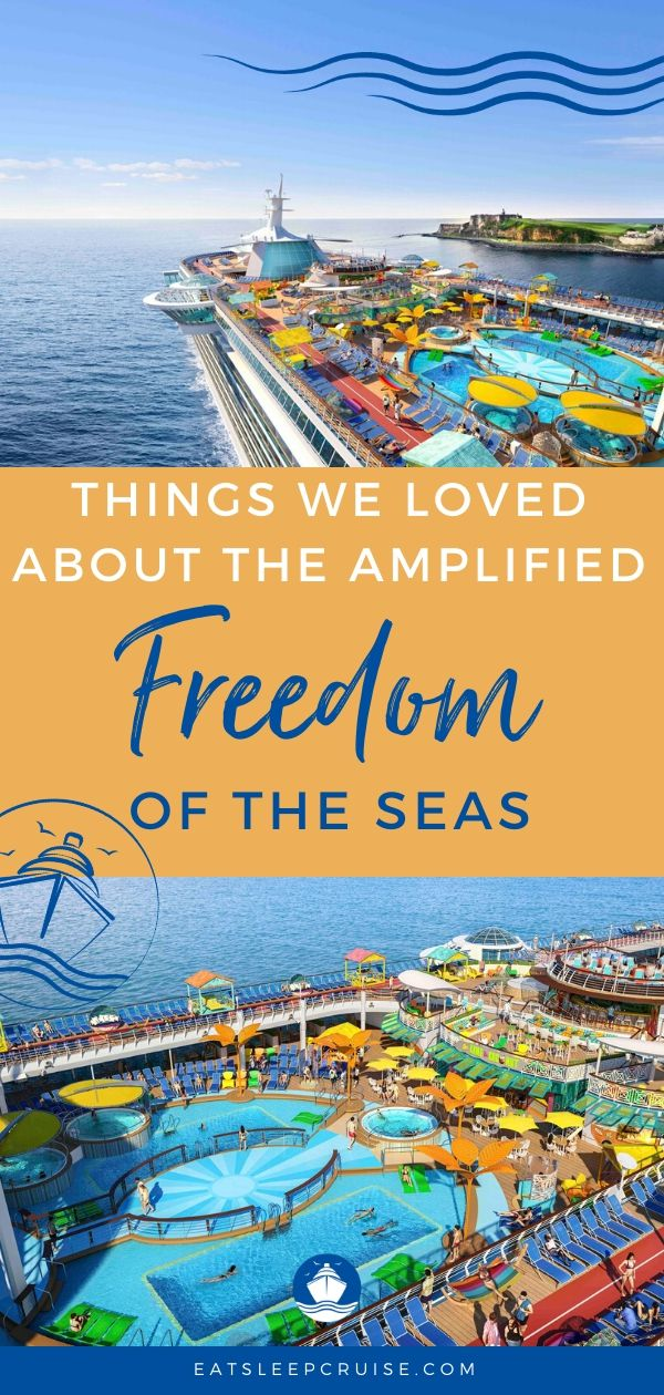 Amplified Freedom of the Seas