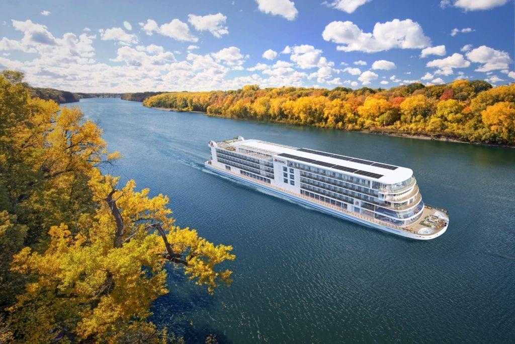 Viking's New Mississipi River Cruises