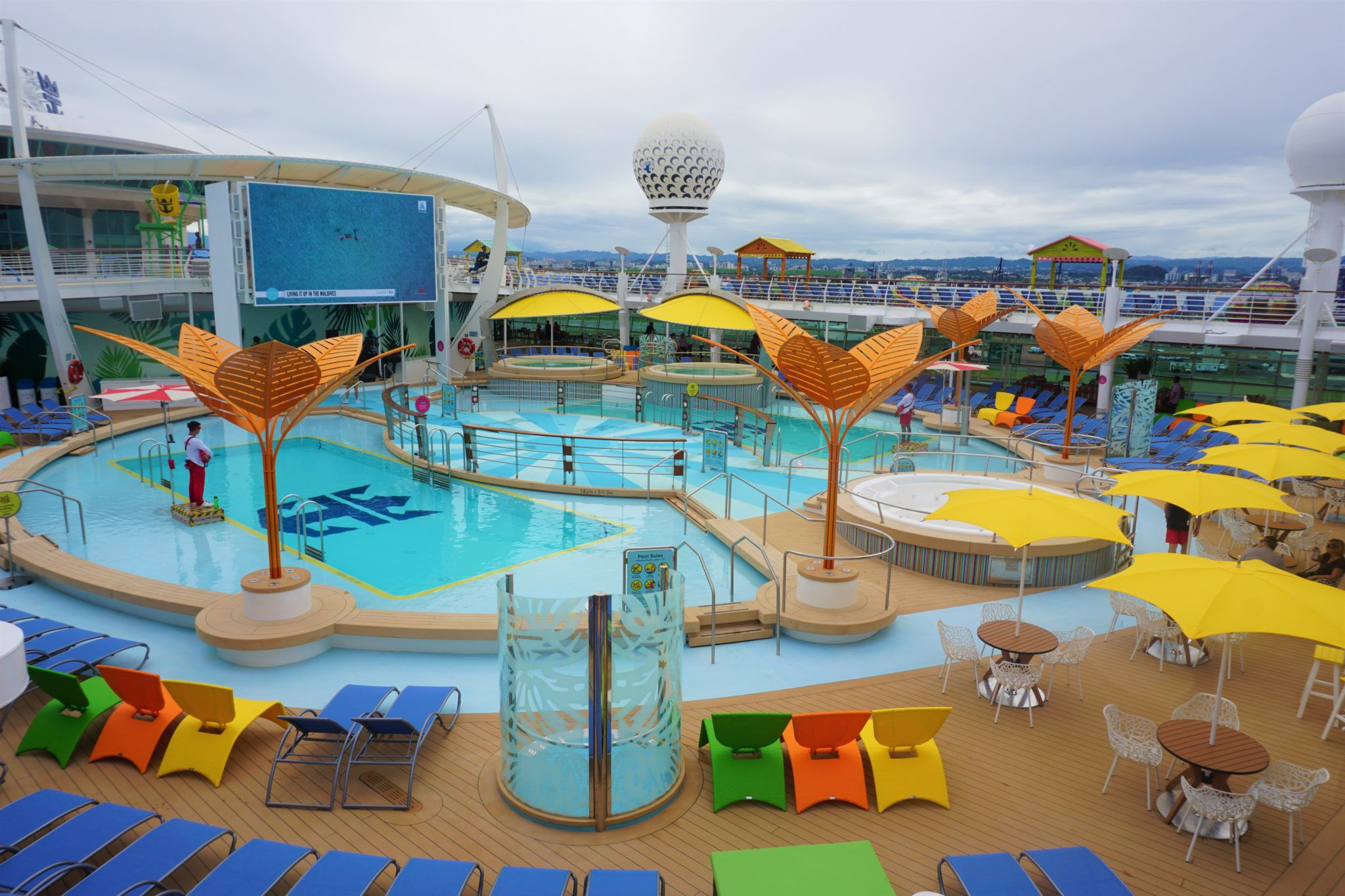 Loved about Amplified Freedom of the Seas