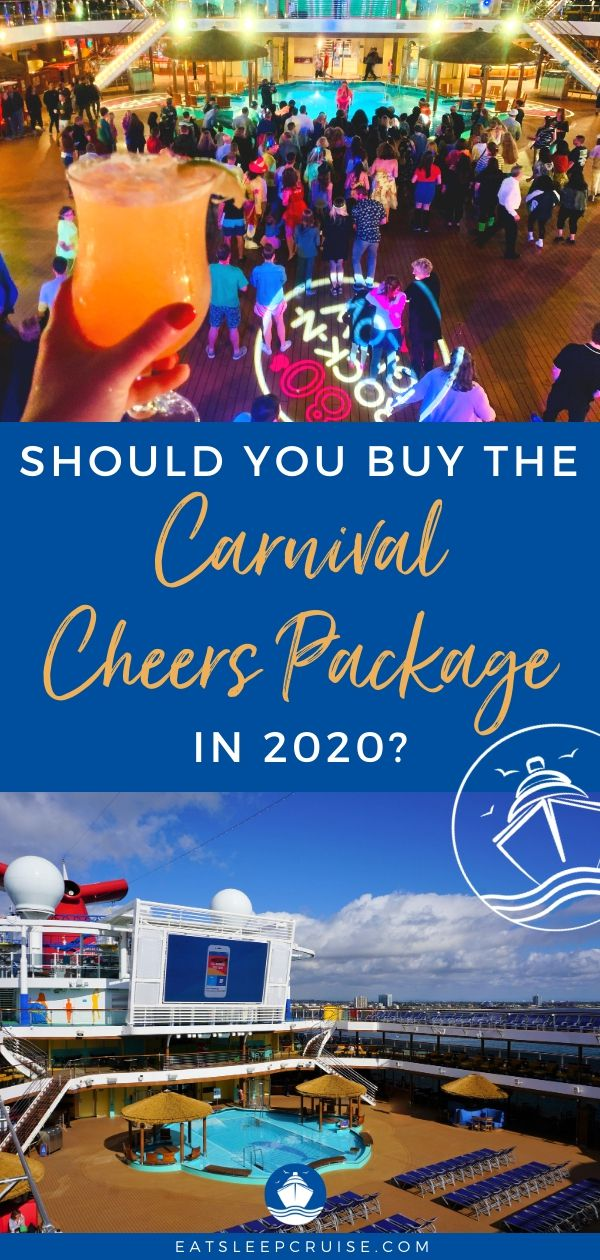 Should You Purchase Carnival Cheers Package
