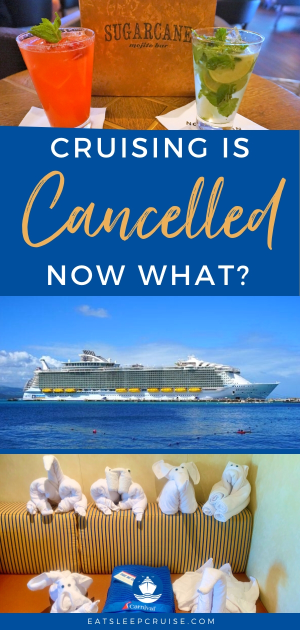 Cruising is Cancelled…Now What?