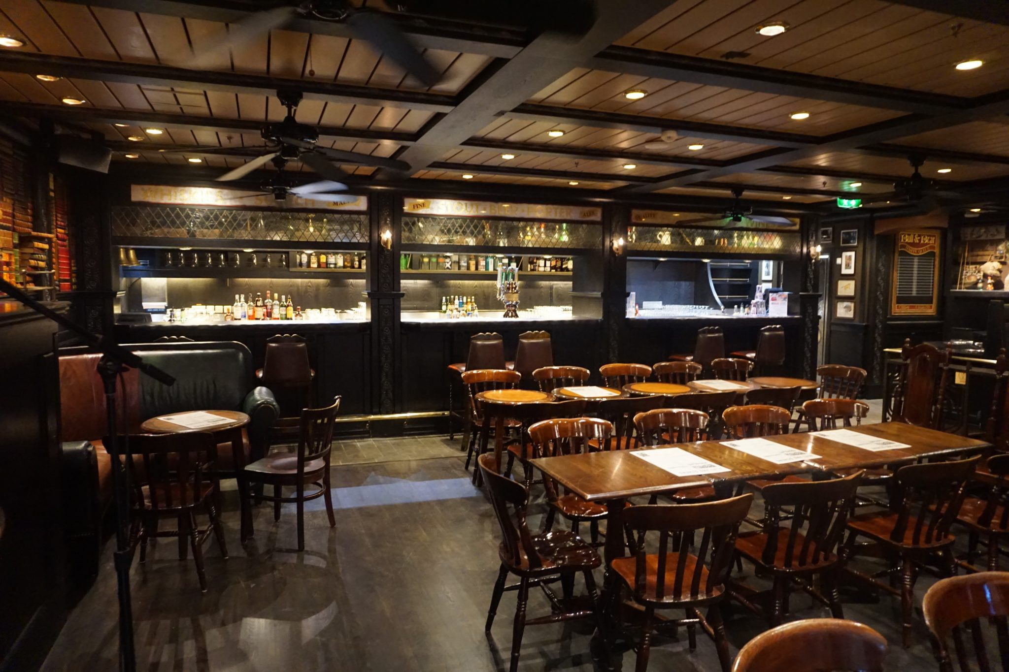 Bar Menus for Freedom of the Seas
