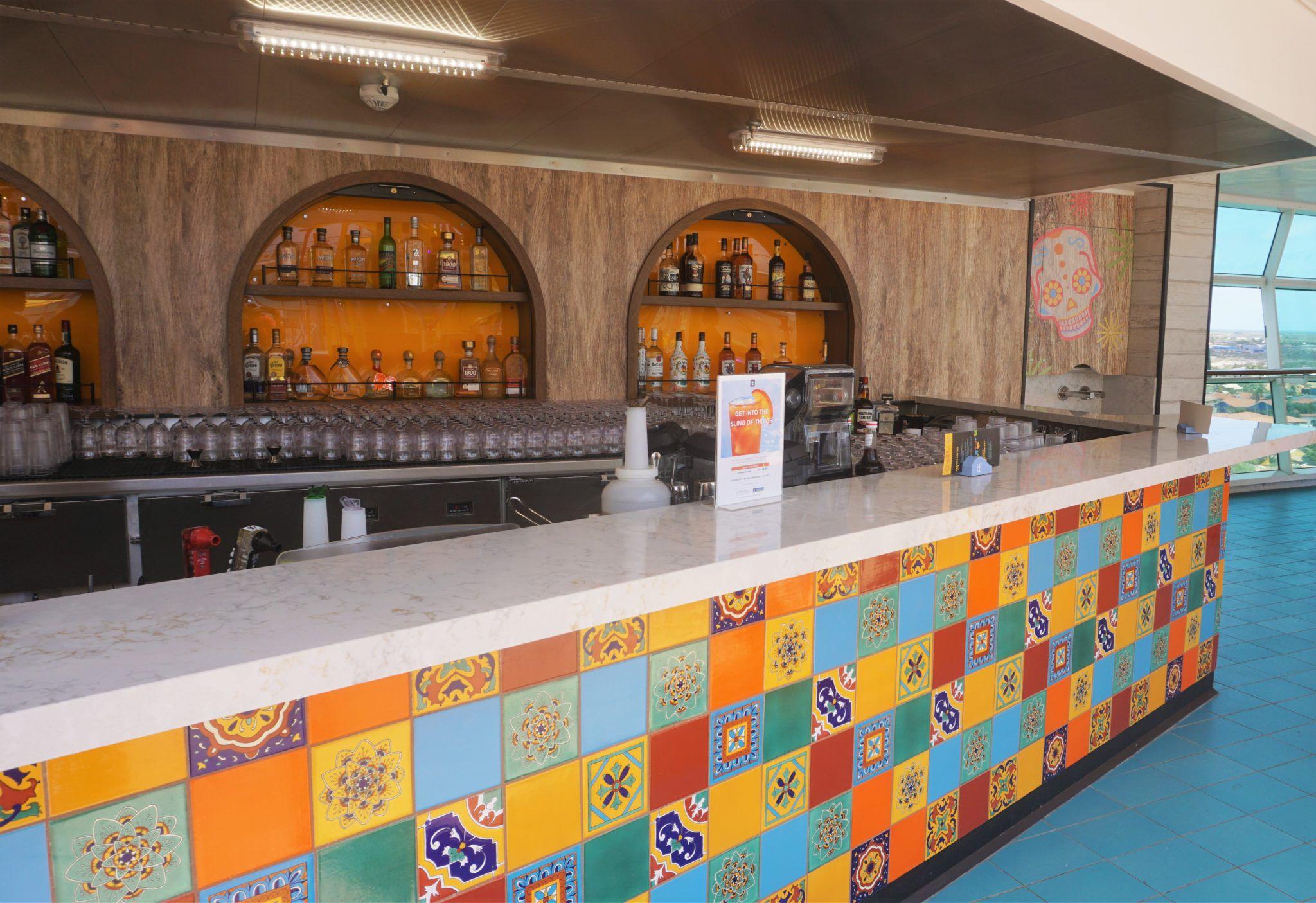 El Loco Fresh Tequila Bar Freedom of the Seas