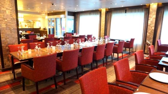 Carnival Cruise Line Fahrenheit 555 Restaurant Review