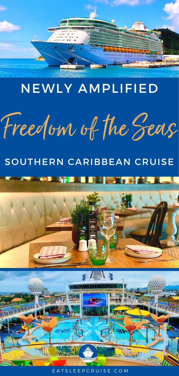 Freedom of the Seas Southern Caribbean Cruise Review