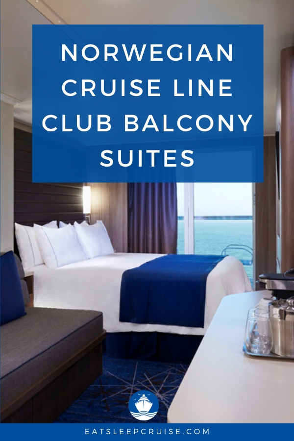 Norwegian Cruise Line announces Club Balcony Suites
