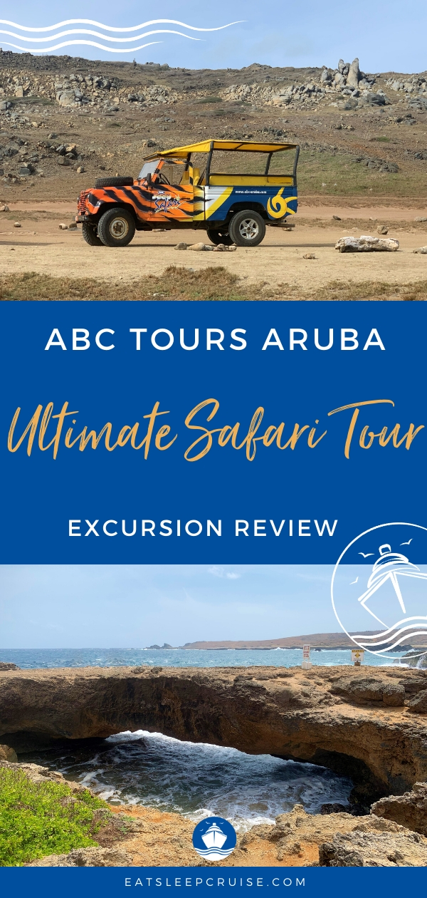 ABC Tours Aruba Ultimate Safari Tour Review