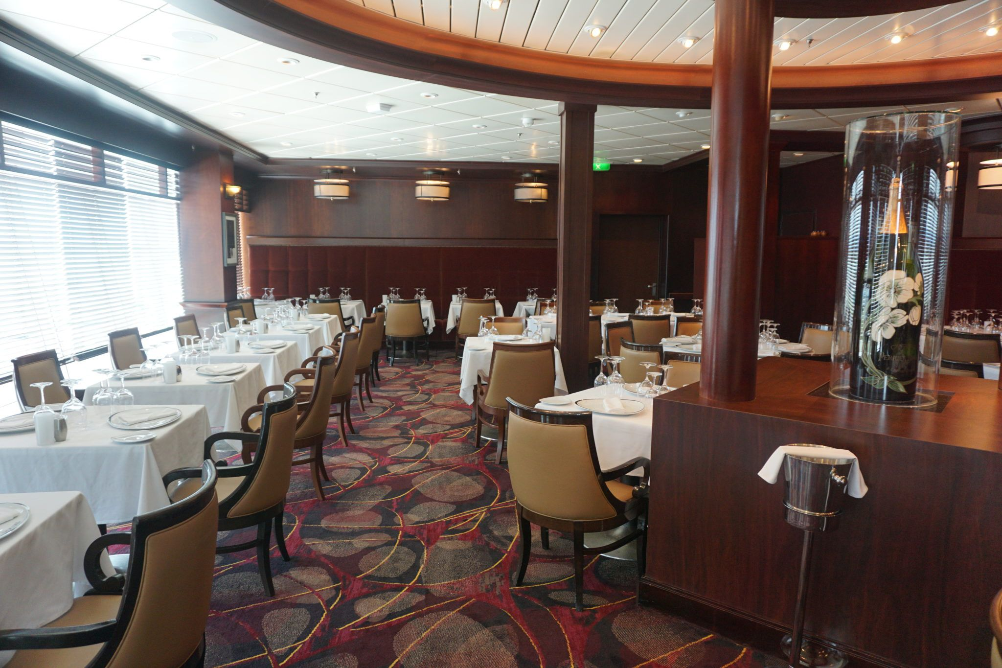 Chops Grille on Freedom of the Seas