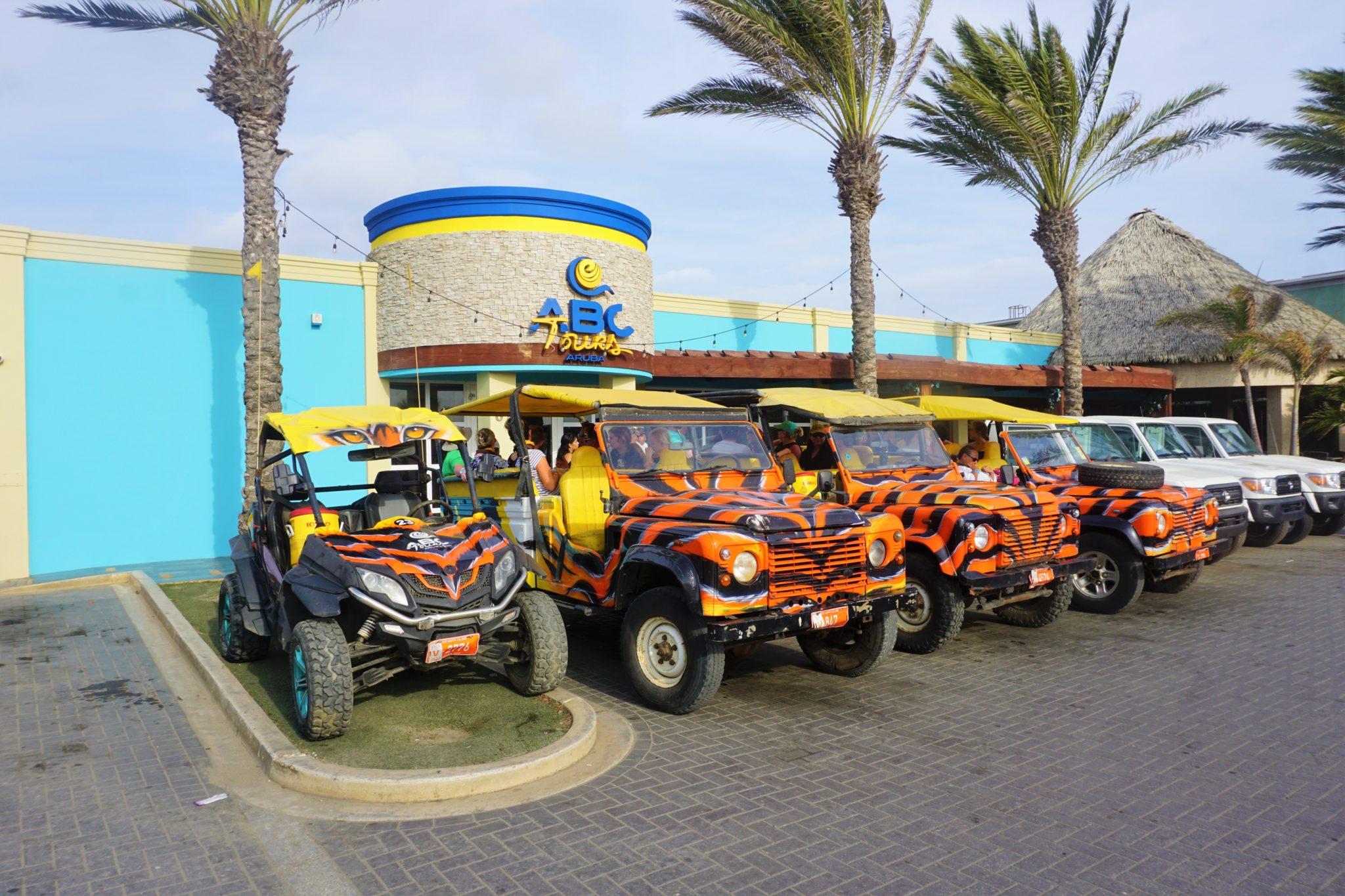 ABC Tours Aruba Island Ultimate Safari Review