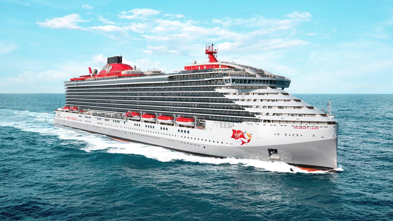 Virgin Voyages' Inaugural Season has been further delayed