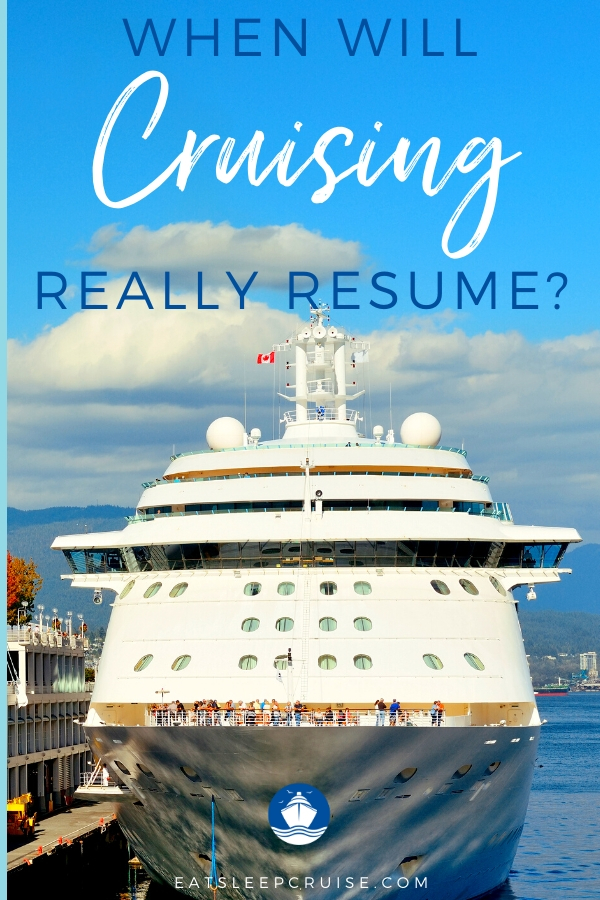 When Will Cruising Really Resume?