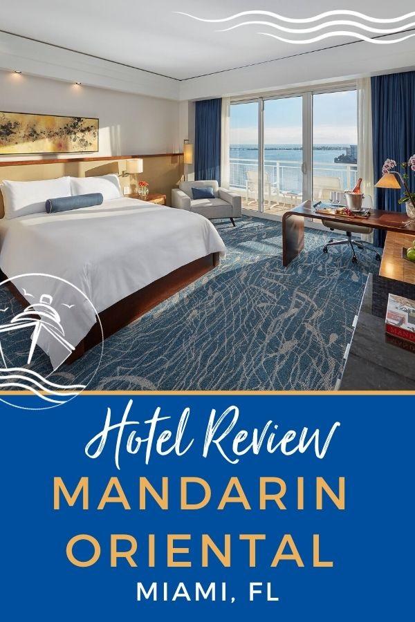 Review of Mandarin Oriental Miamii