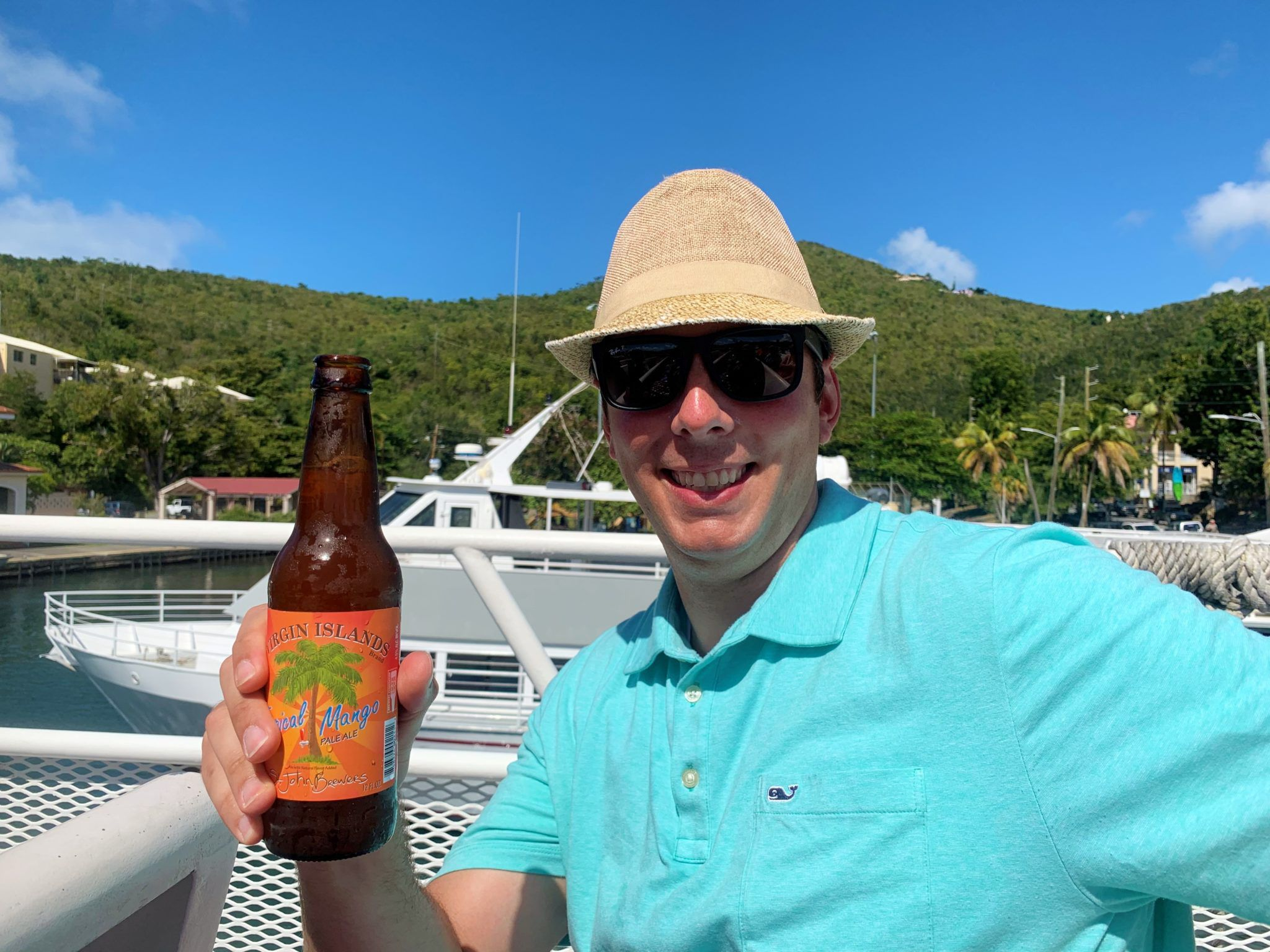 St. John Trunk Bay Beach and Snorkel Shore Excursion Review