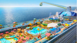 Odyssey of the Seas Delayed