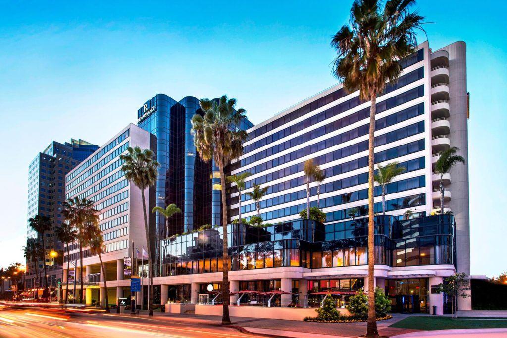 Best Hotels Near Long Beach Cruise Terminal