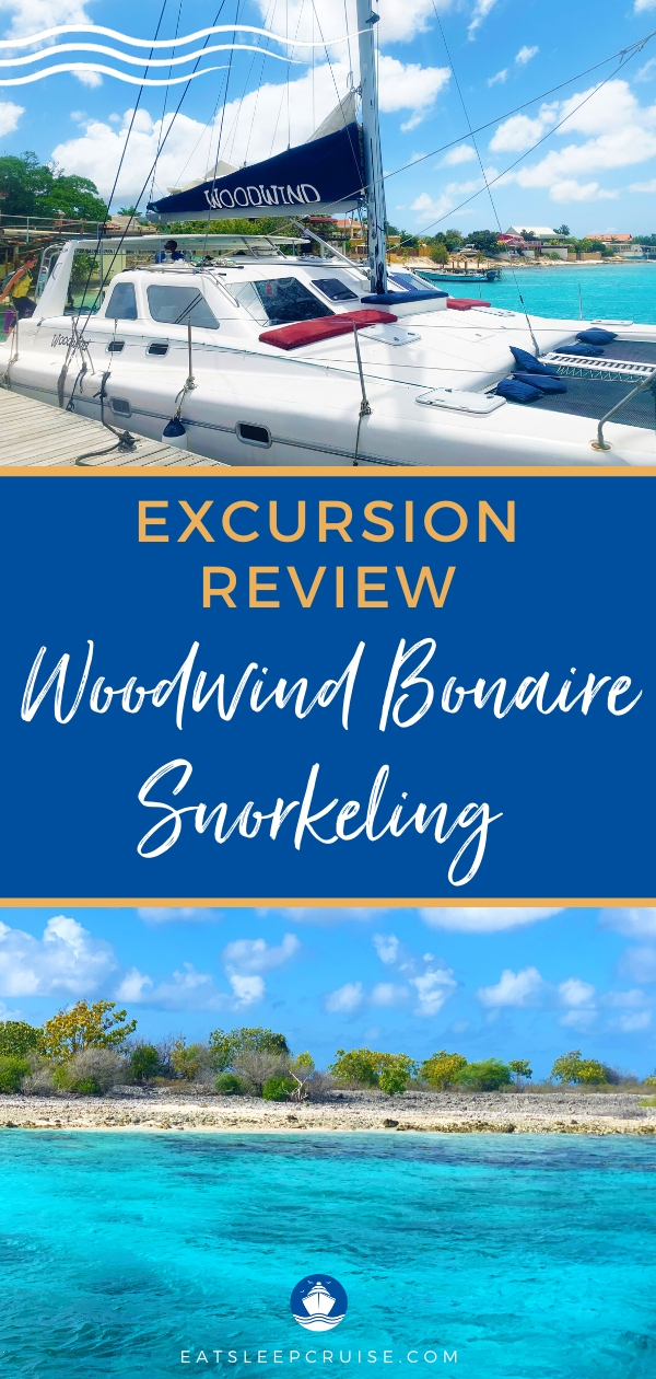 Woodwind Boniare Snorkeling Excursion Review