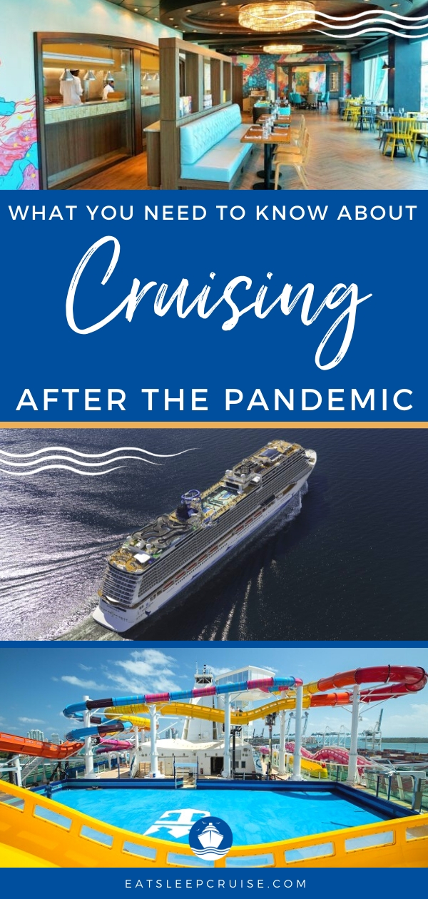 Taking a Cruise After the Pandemic