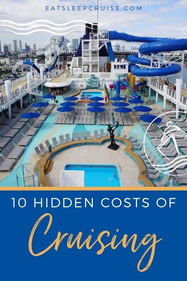 10 Hidden Costs of Cruising