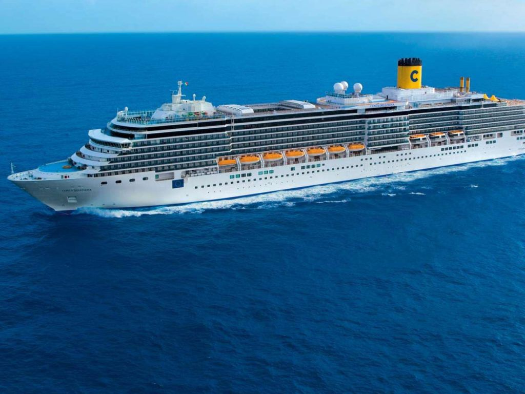 Costa cruises returns in Cruise News August 14th