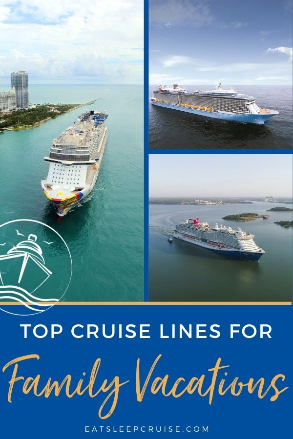 Best Family Cruise Lines