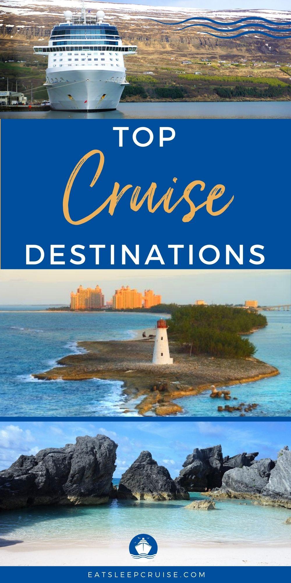 Top Cruise Destinations