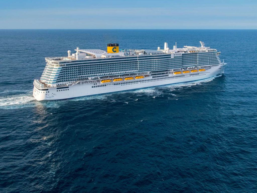Costa to Resume Cruises in May