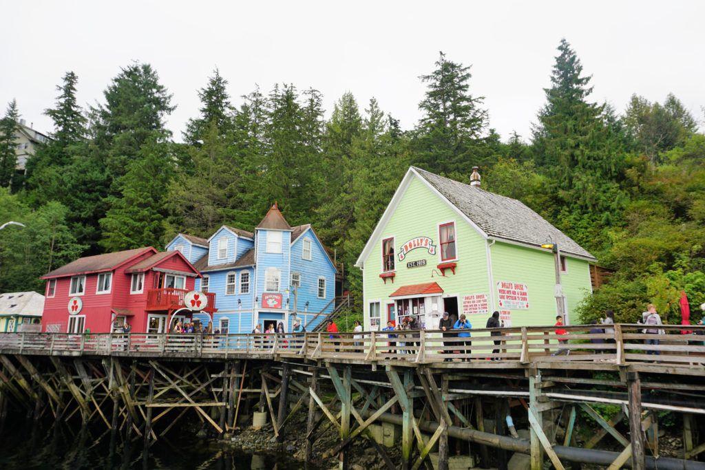 Top Cruise Destinations - Alaska