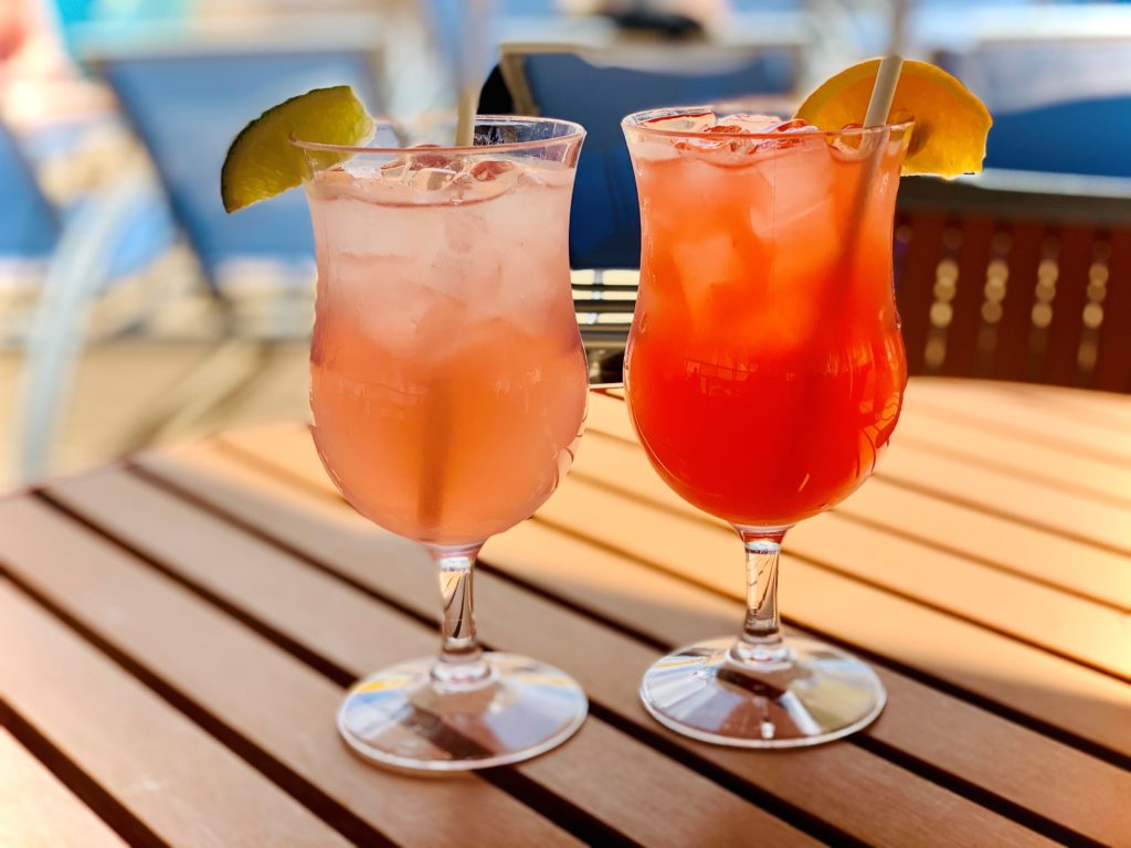 Avoid Getting Sick on a Cruise - Royal Caribbean Drink Packages