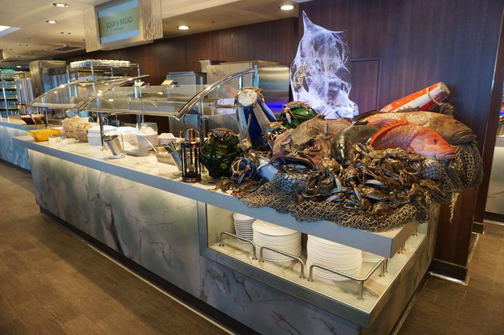 Top Foods on Norwegian Cruise Line