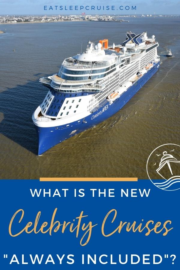 Celebrity Cruises Always Included