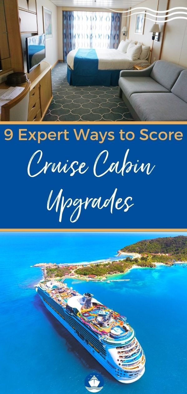 Expert Tips for Cruise Cabin Upgrades