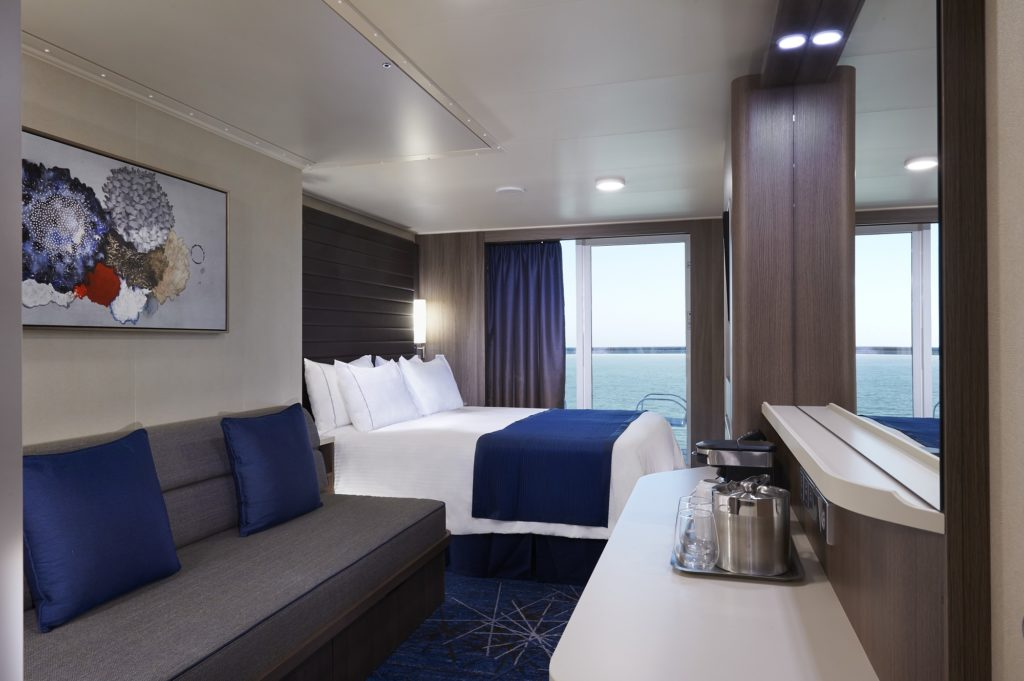 Cruise Cabin Upgrades