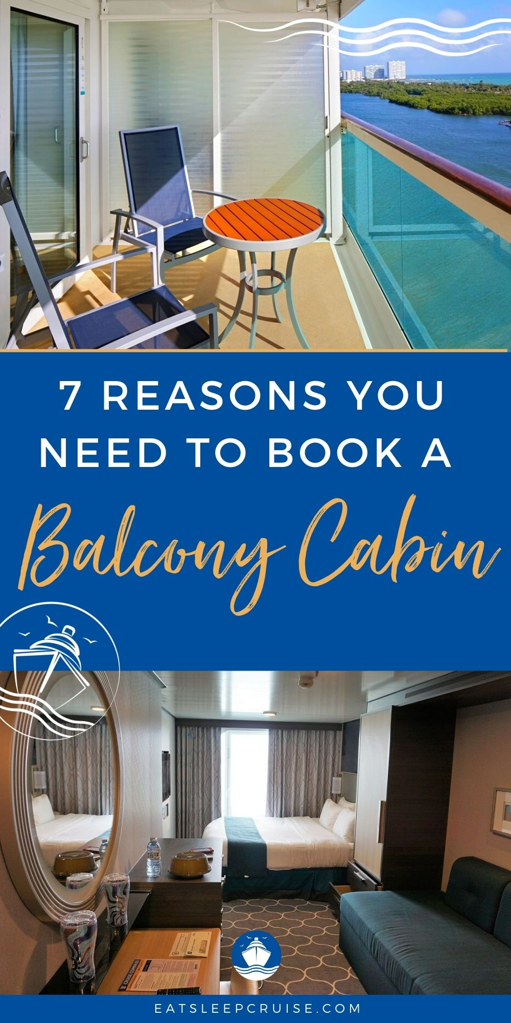 7 Reasons to Book a Balcony Cabin